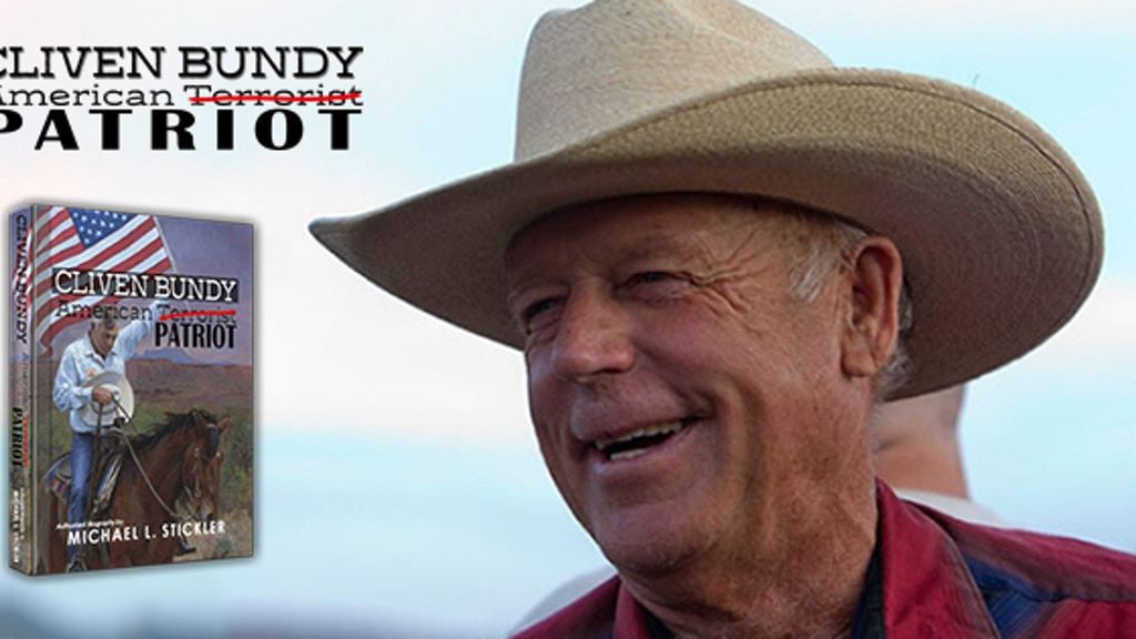 Cliven Bundy American Patriot - The Next Edition! project video thumbnail