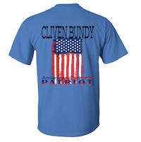 Am. Patriot T-Shirt (Back)