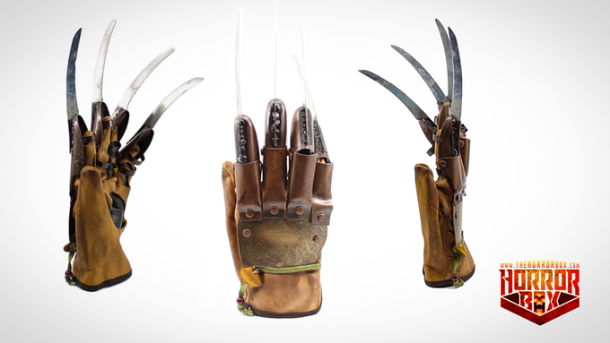 Freddy Krueger Glove - Hand-crafted, heavy-duty, awesome