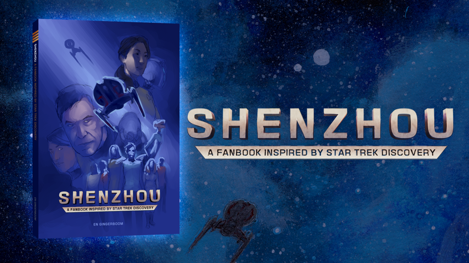 Shenzhou A Fanbook Inspired By Star Trek Discovery By En Gingerboom