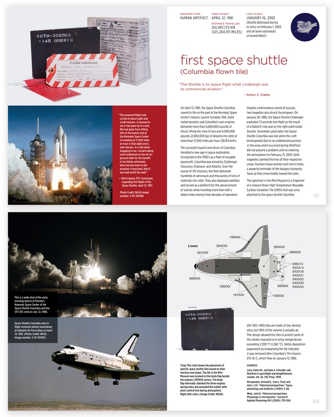 Draft of the Fourth Edition Companion Guide Article on the First Space Shuttle