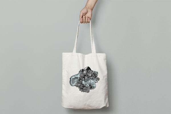 $2,000 MXN - Tote bag diseñada por la artista Vero Glezqui
