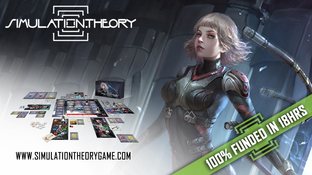 Simulation Theory Boardgame (STG) Do you trust your reality?