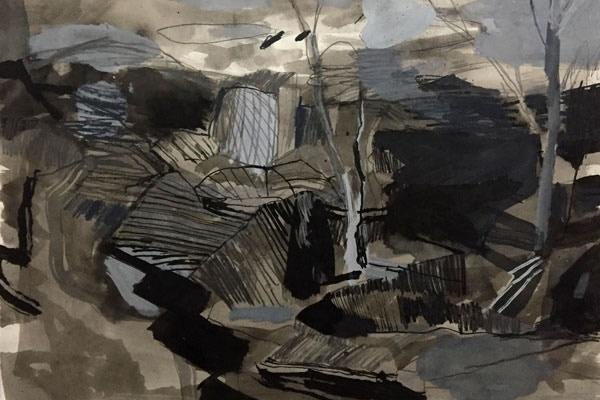$20,000 MXN - 1 pintura del artista Enrique Ciapara