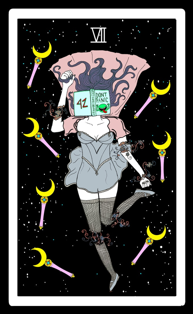 Moon Power Tarot By Charlie Quintero