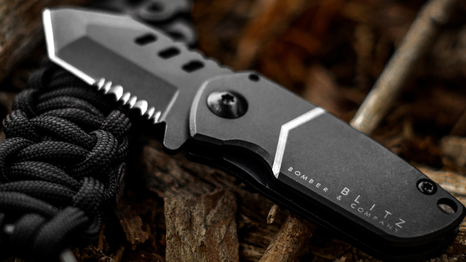 Best Small Pocket Knives for Everyday Carry - Lifetime Warranty - Bomber & Company engineers urban survival & paracord gear.