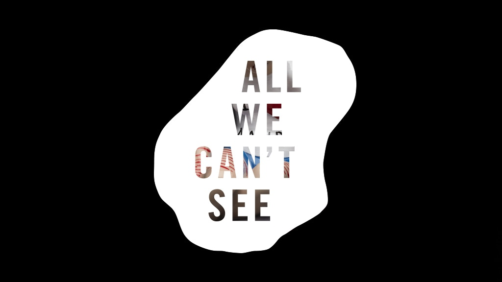 All We Can't See Tour project video thumbnail