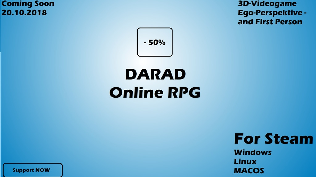 Project image for Darad RPG - Real Life Game Online