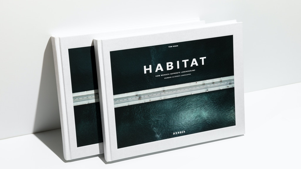 HABITAT – human altered landscapes. Aerial Photo Book.