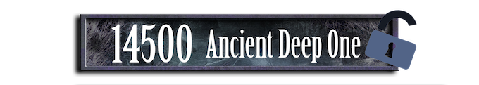 Ancient Deep One will be added to the Collector's box