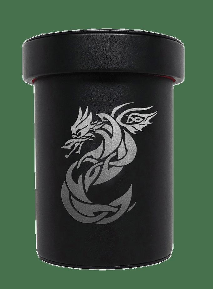 The Celtic Knot Dragon Design