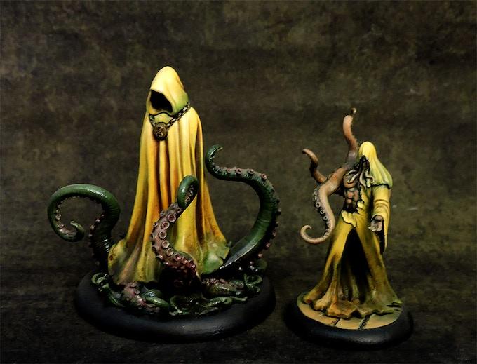 Avatar of Hastur and Nightmare (goal version)