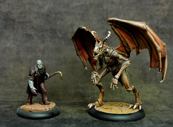 Winged Beast of Hastur