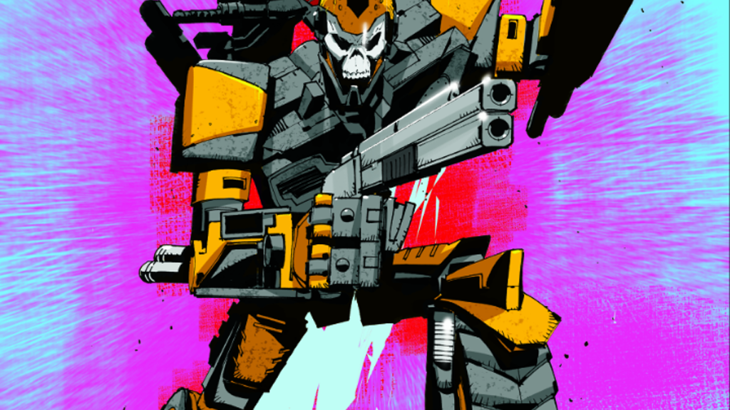 The Unrustables Comic - from Mayhem Mekanics