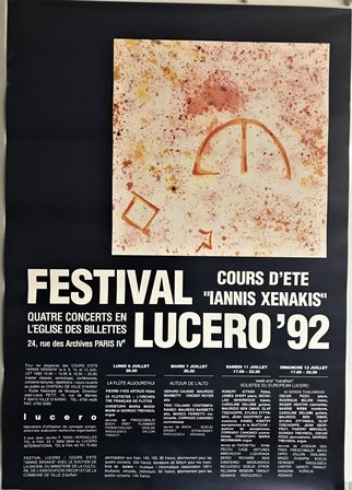 Festival Lucero 1992 :: Size 84x60 cm :: 48 available ::  72 CHF