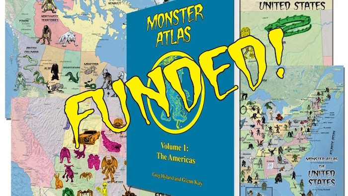 A compendium of monsters from legends, myths, folklore and popular culture. The first complete guide to hundreds of monsters worldwide!