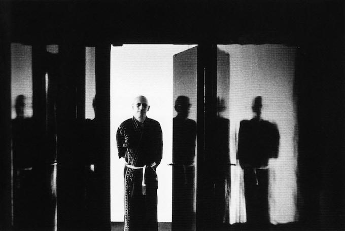 'Michel Foucault', 1981 by Hervé Guibert. Courtesy of Hervé Guibert and Christine Guibert