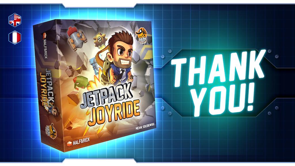 Jetpack Joyride project video thumbnail