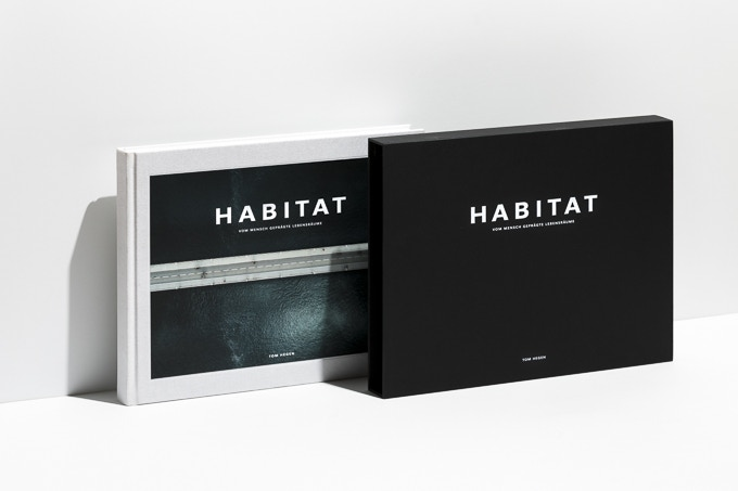Special Edition Book, with black slipcase (Edition of 5), 175 Euro