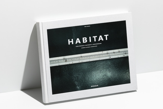 The Book HABITAT, limited and signed edition, 45 Euro