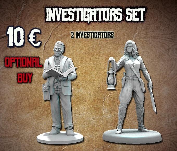 Investigators set