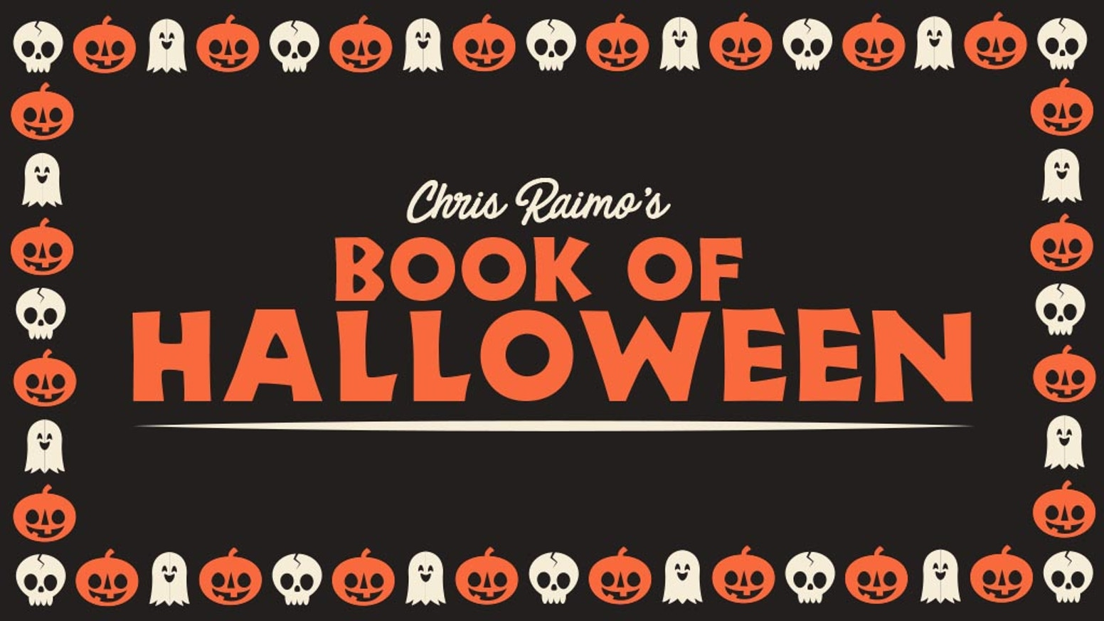 Halloween Schort.Book Of Halloween By Chris Raimo Kickstarter