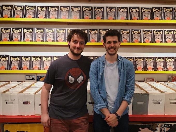 Ryan and Michael