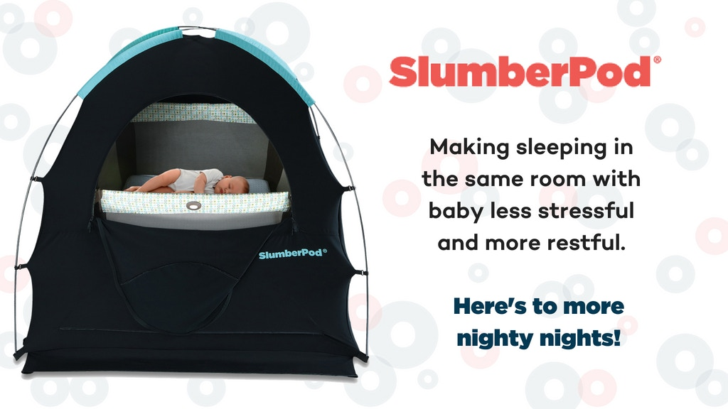 SlumberPod Portable Privacy Pod for Babies & Toddlers