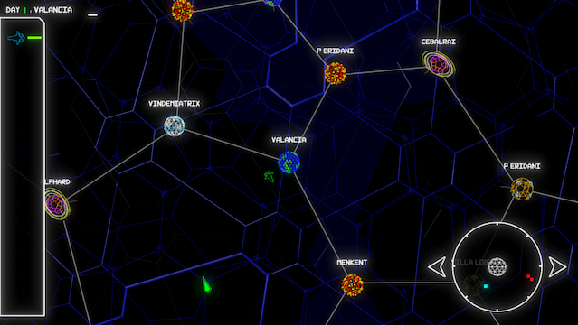 New starmap