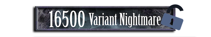 A variant Nightmare model will be added to the Hastur Faction and Collector's boxes