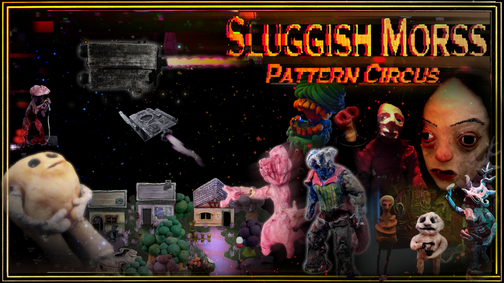 Sluggish Morss: Pattern Circus project video thumbnail