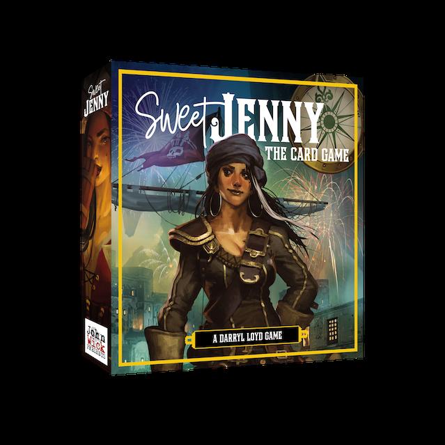 Sweet Jenny Box Art