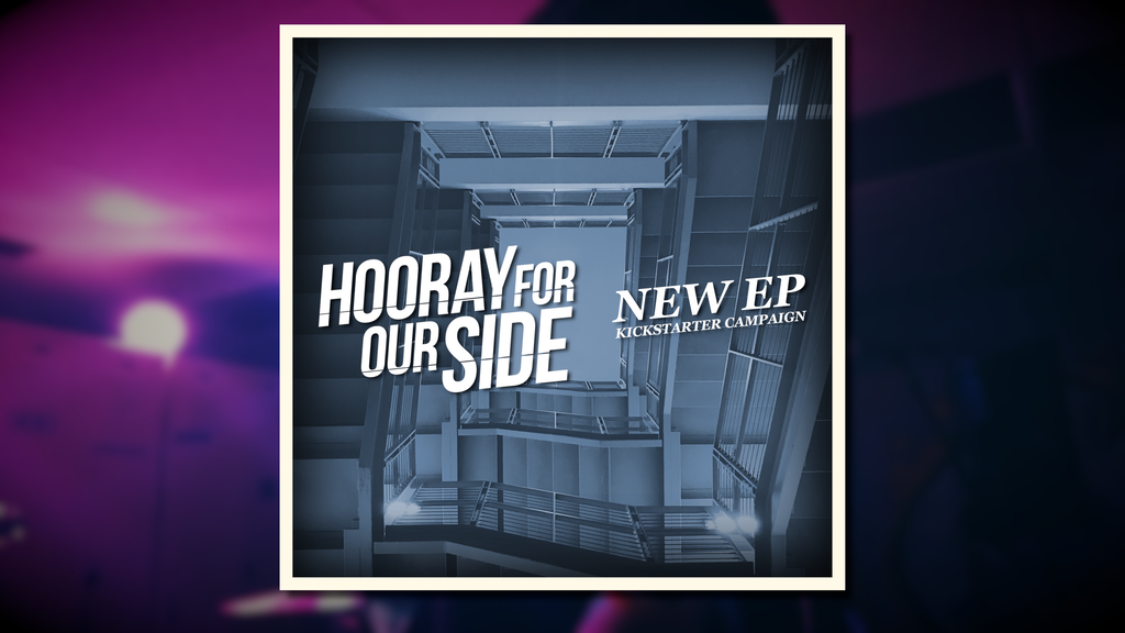 Hooray for Our Side's New Record – #HelpHelpHooray project video thumbnail
