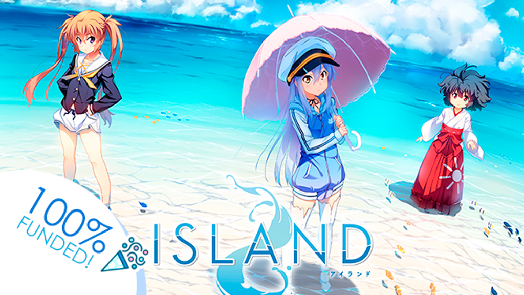 Support Visual Novel ISLAND's English Game & Anime Debut! project video thumbnail