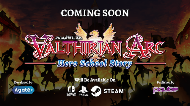 Valthirian Arc: Red Covenant - Academy for Heroes by Agate Studio