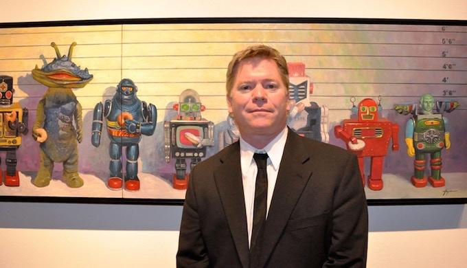 Eric Joyner, San Francisco artist