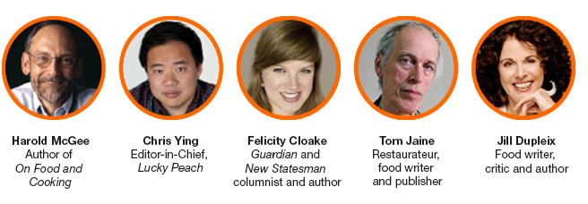The panel chairs who helped us to gather recommendations