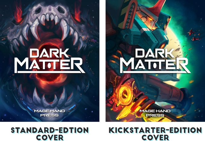Dark Matter by Mage Hand Press — Kickstarter