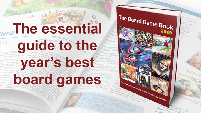 The Board Game Book | Explore the year's greatest games by Owen