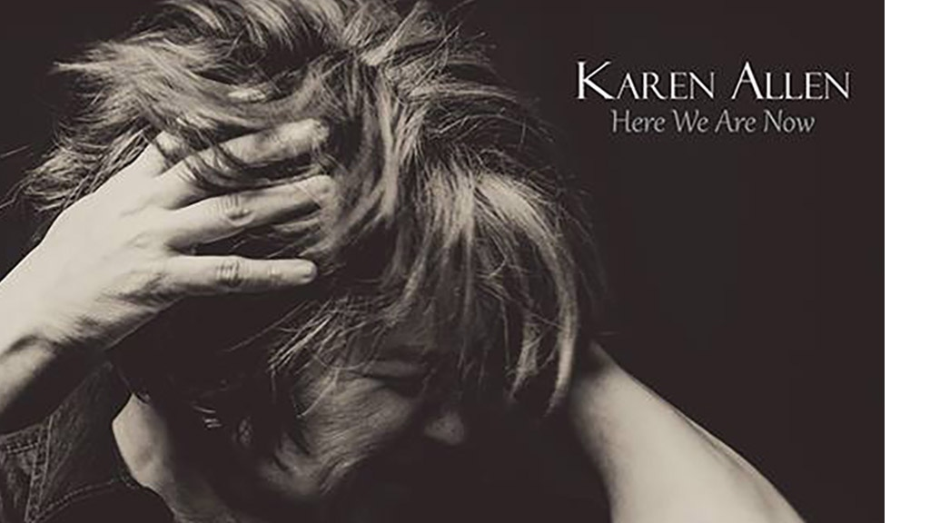 Karen Allen's new album
