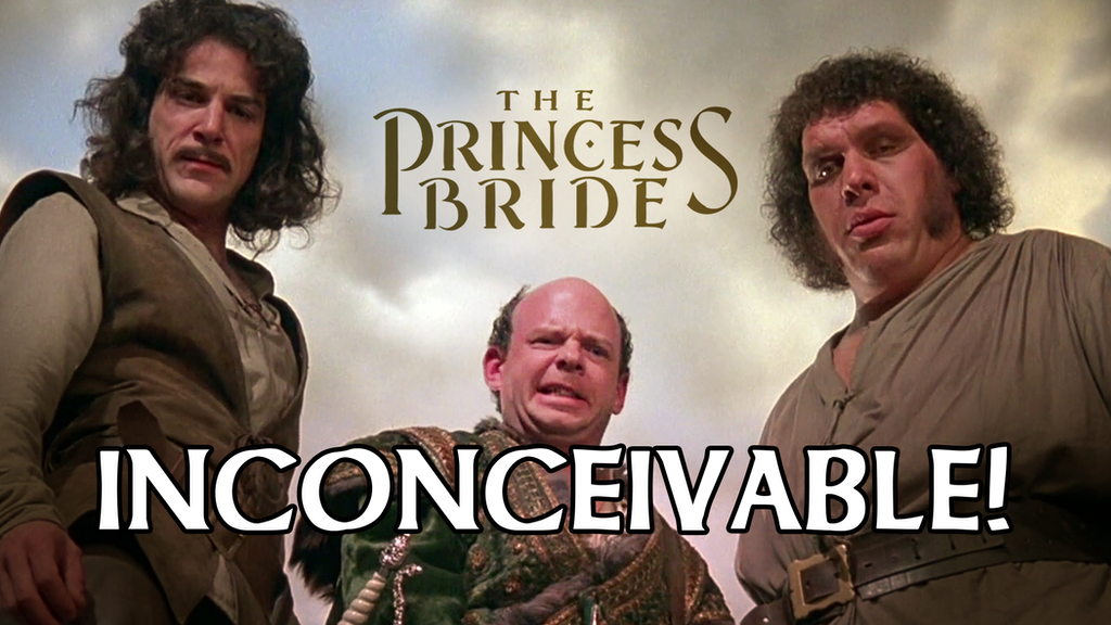 A pack of The Princess Bride-themed cards that can be used in any game, or can be used to solve disputes in real life!