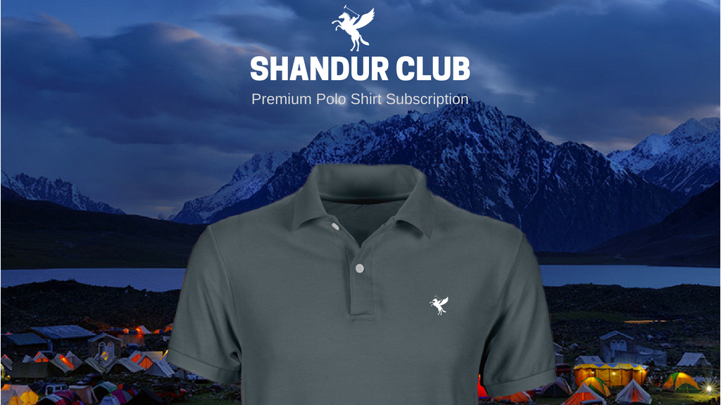 Premium Polo Shirt Subscription Club