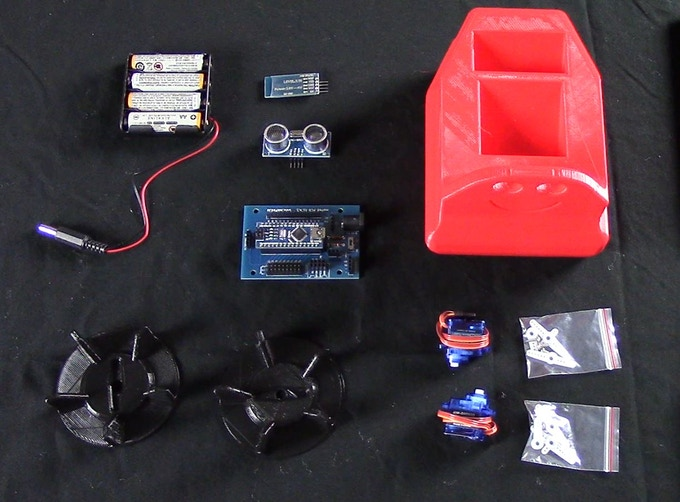Full Waterbot Kit