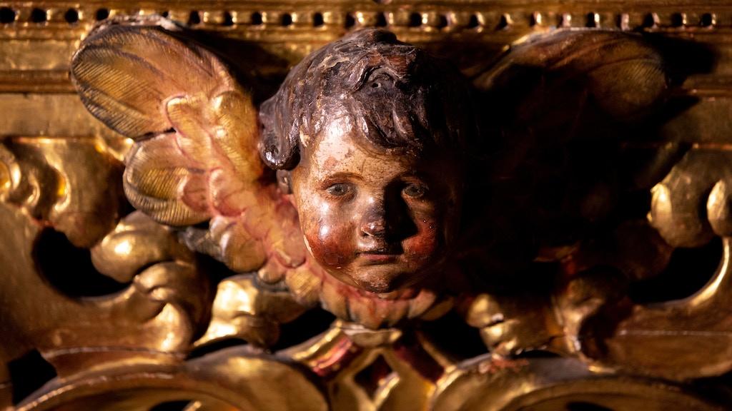 Help Restore a Jewel of the Spanish Golden Age miniatura de video del proyecto