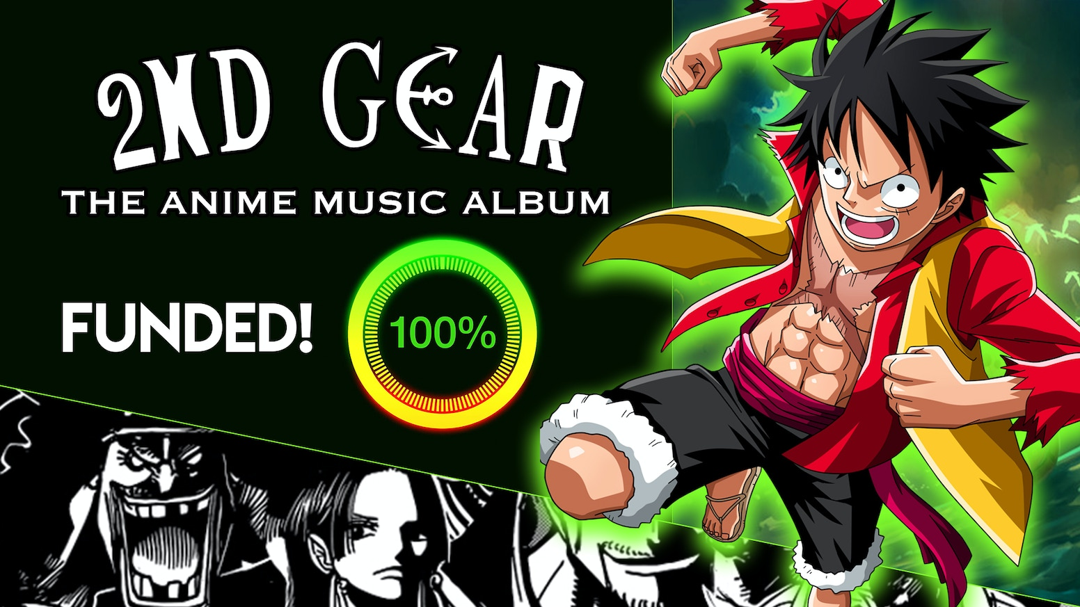 Relive the most impactful anime moments through the music like youve never heard it