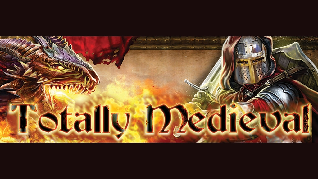 Totally Medieval: The Epic Adventure