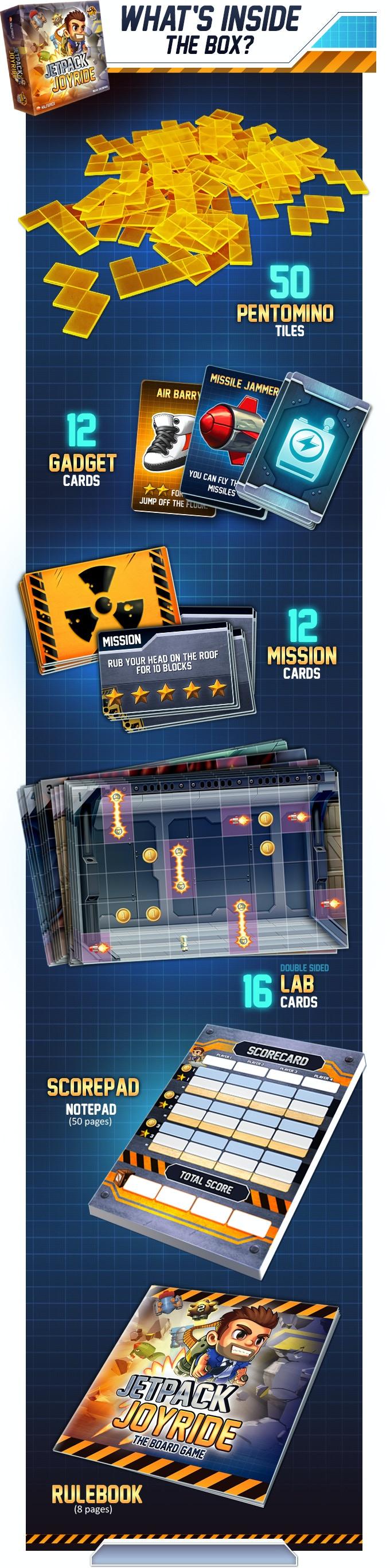 Jetpack Joyride by Lucky Duck Games — Kickstarter