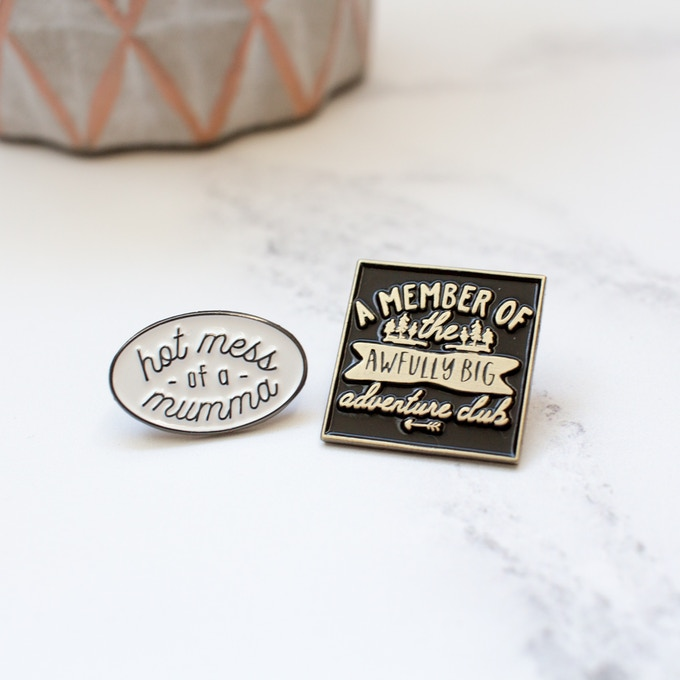 Our Existing Pins