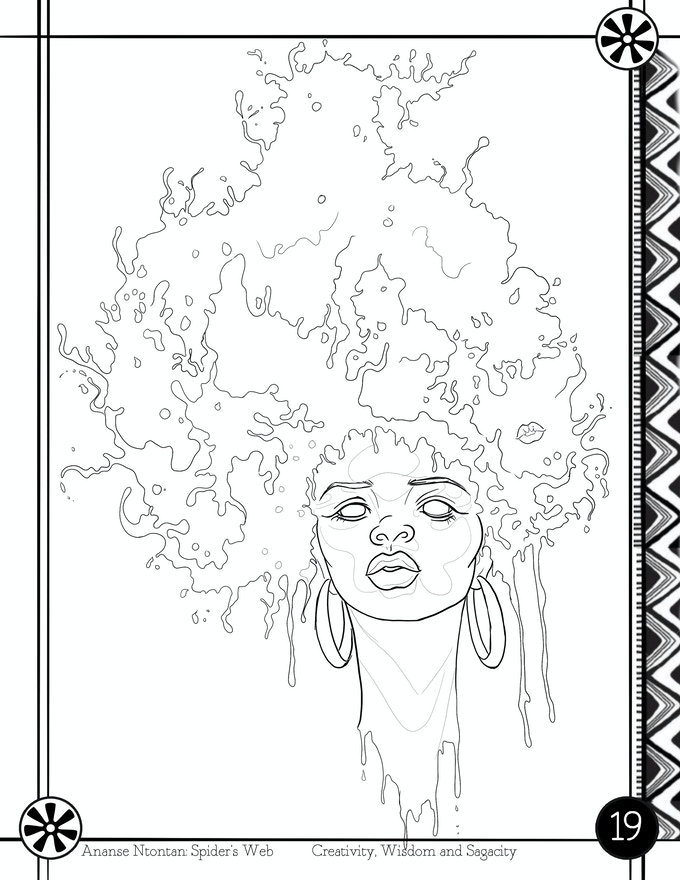 sample coloring page