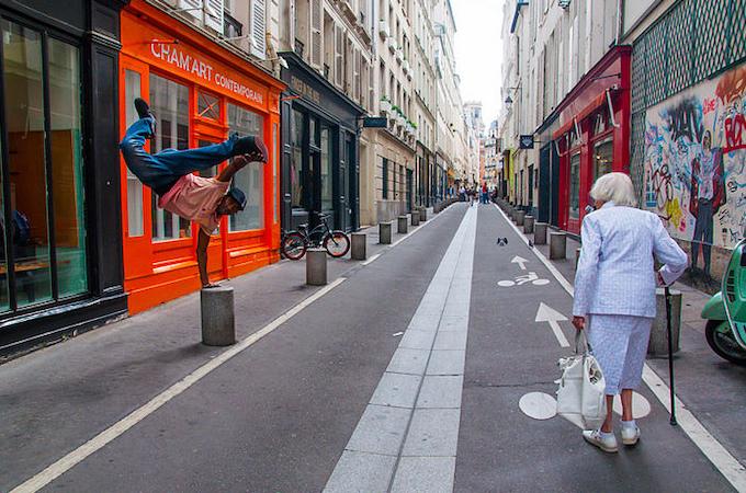 Rashidi Omari. Photo: Lauren Stevenson